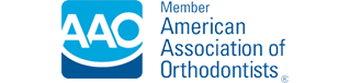AAO Logo at Franklin Square Orthodontics Syracuse NY